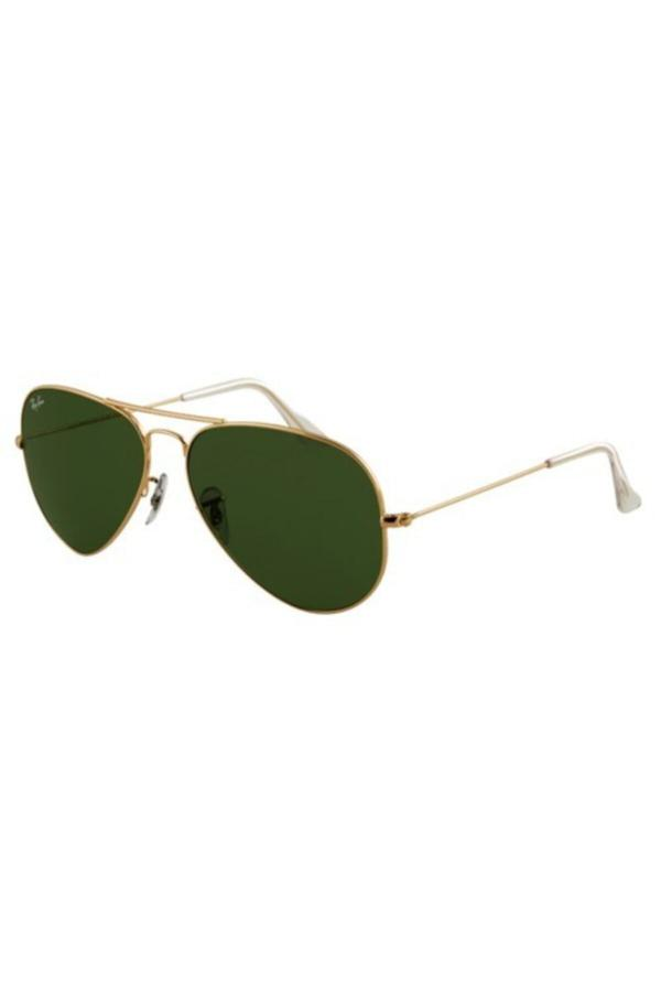 عینک آفتابی طرح دار برند ری بن رنگ سبز کد ty54660411