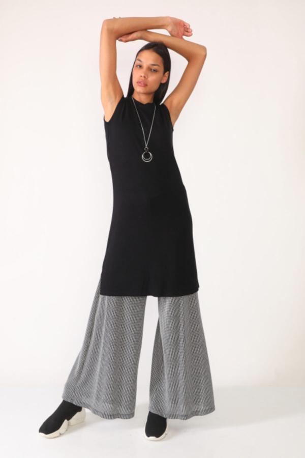 خرید اینترنتی شومیز خاص زنانه برند FILOSOFIA ISTANBUL رنگ مشکی کد ty54662753