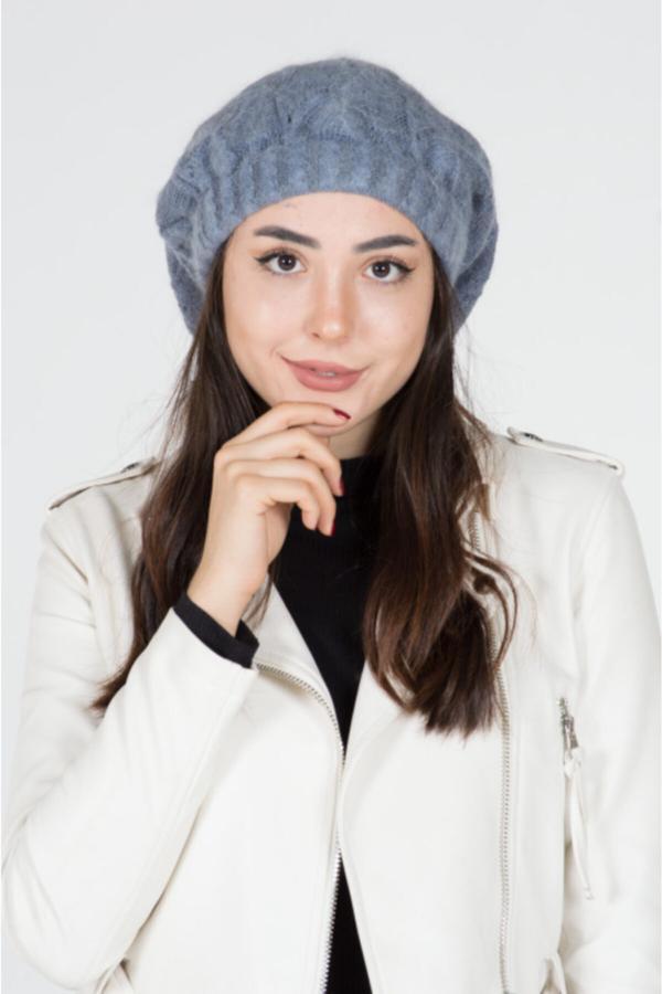 فروش پستی کلاه زنانه ترک برند Arven رنگ نقره ای کد ty54671410