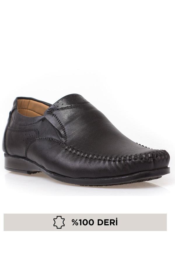کفش کلاسیک مردانه مارک برند maximoda رنگ مشکی کد ty54745768
