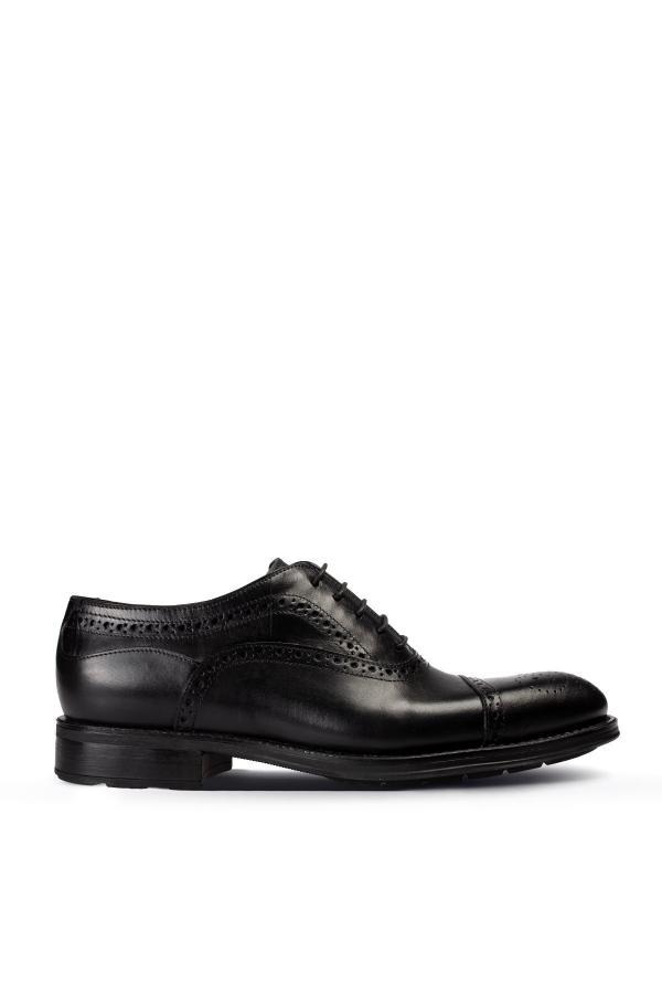 خرید اینترنتی کفش کلاسیک بلند برند Deery رنگ مشکی کد ty54785200
