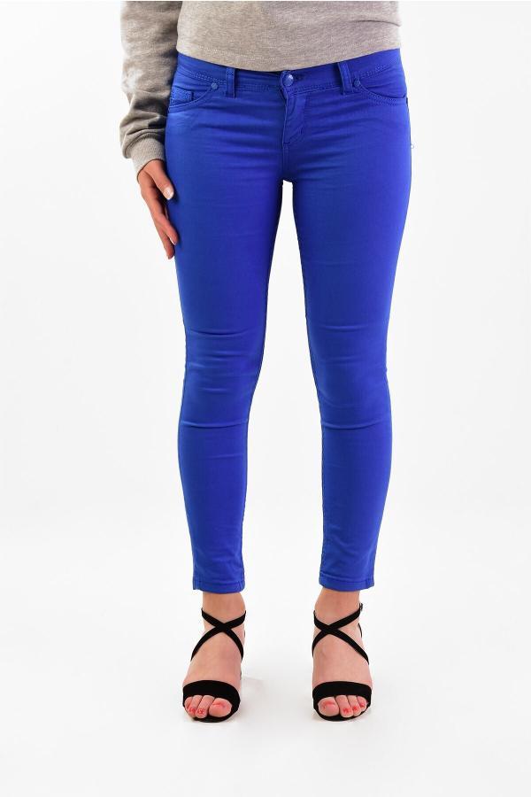 فروش نقدی شلوار جین زنانه خاص برند EKON رنگ آبی کد ty54788852