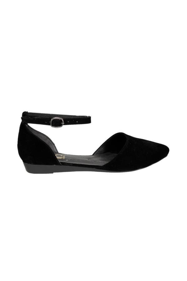 خرید انلاین کفش تخت طرح دار برند Ceylan رنگ مشکی کد ty54788981