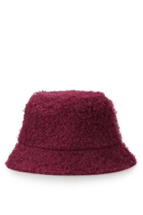 کلاه ساده برند CapTown رنگ زرشکی ty54794145