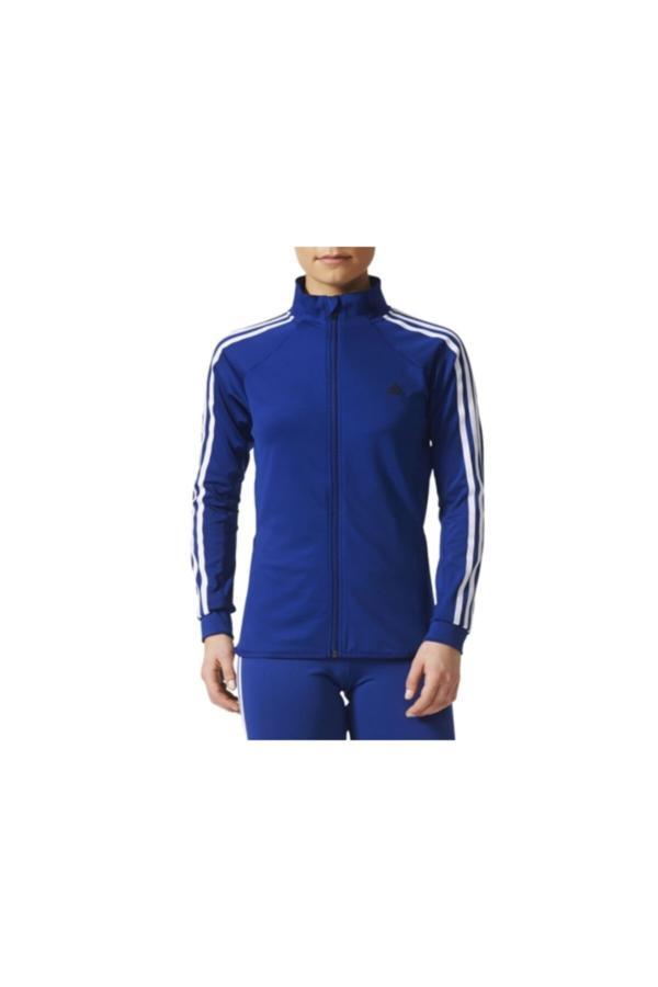 ژاکت فانتزی برند adidas رنگ آبی کد ty54795057