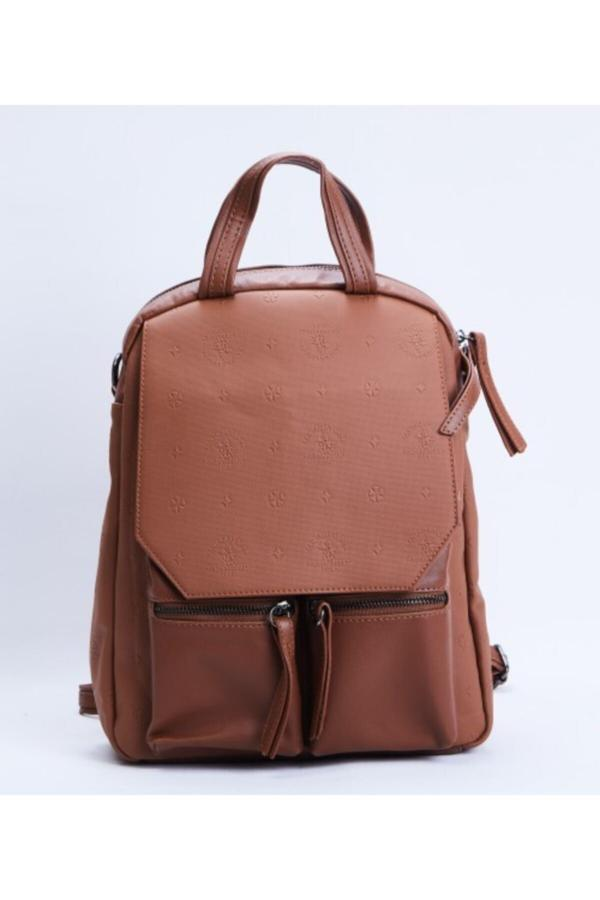 کوله پشتی زنانه اینترنتی برند Santa Barbara Polo رنگ قهوه ای کد ty54798838