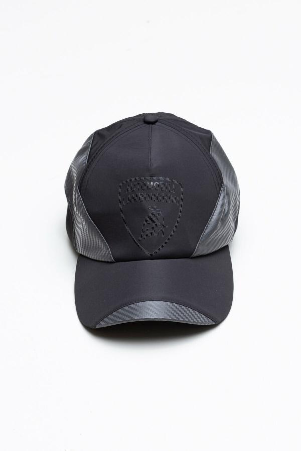 خرید انلاین کلاه مردانه خاص برند Lamborghini رنگ مشکی کد ty54799822