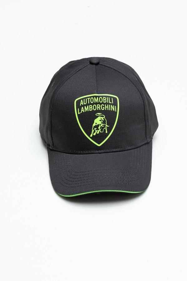 کلاه مردانه ترکیه برند Lamborghini رنگ مشکی کد ty54799830