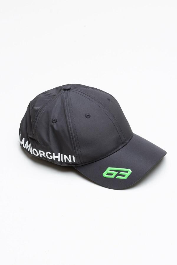خرید انلاین کلاه مردانه طرح دار برند Lamborghini رنگ مشکی کد ty54799854