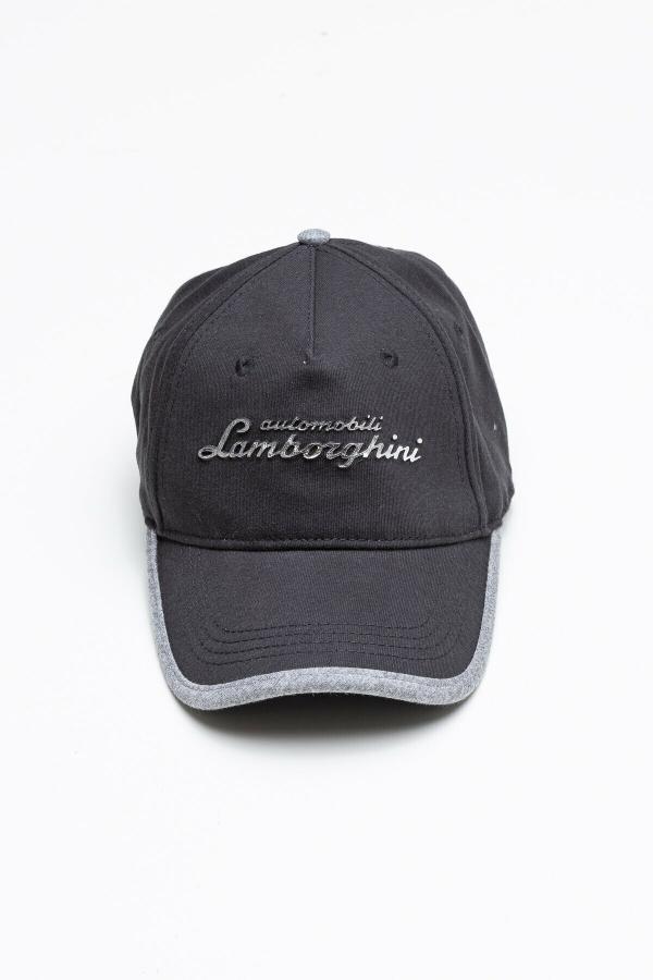 خرید پستی کلاه اصل برند Lamborghini رنگ مشکی کد ty54799888