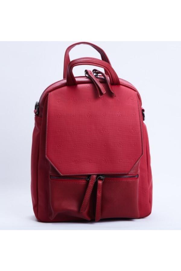 خرید اینترنتی کوله پشتی دخترانه از استانبول برند Santa Barbara Polo رنگ قرمز ty54799898