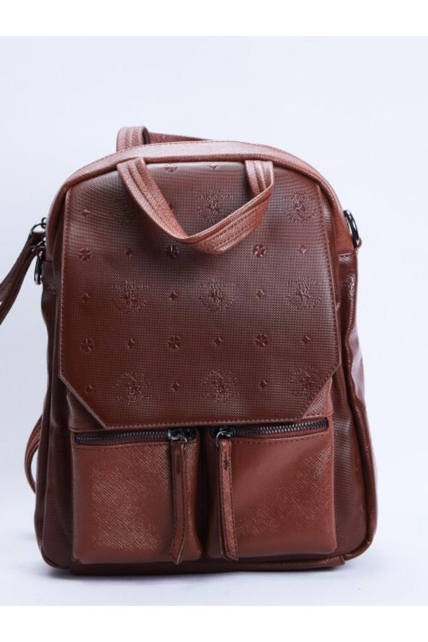 کوله پشتی زنانه قیمت مناسب برند Santa Barbara Polo رنگ قهوه ای کد ty54799929