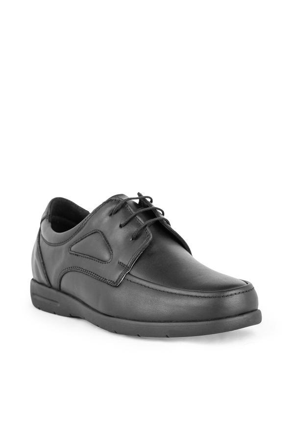 خرید کفش کلاسیک غیرحضوری برند Crash رنگ مشکی کد ty54799959