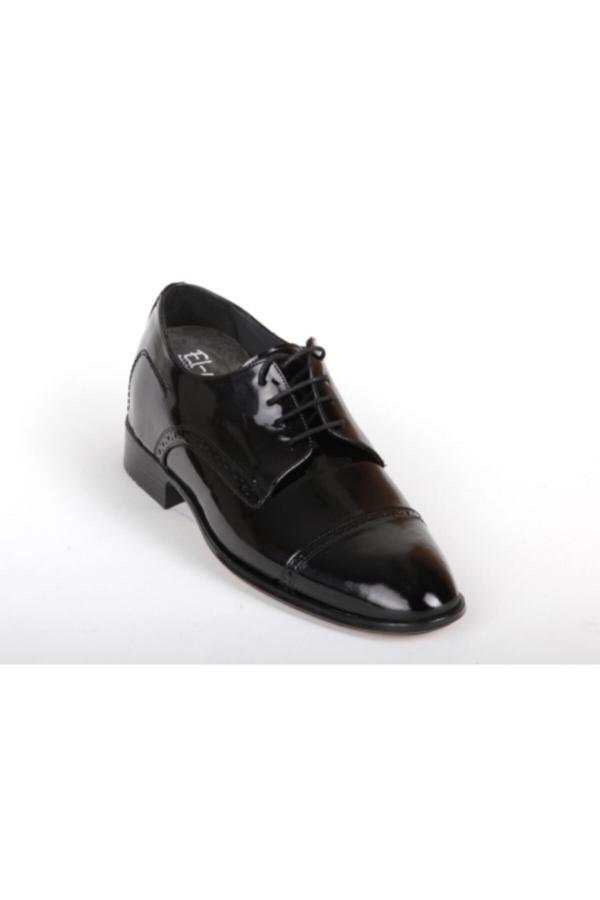 کفش کلاسیک خاص مردانه برند ELYAP رنگ مشکی کد ty54805560