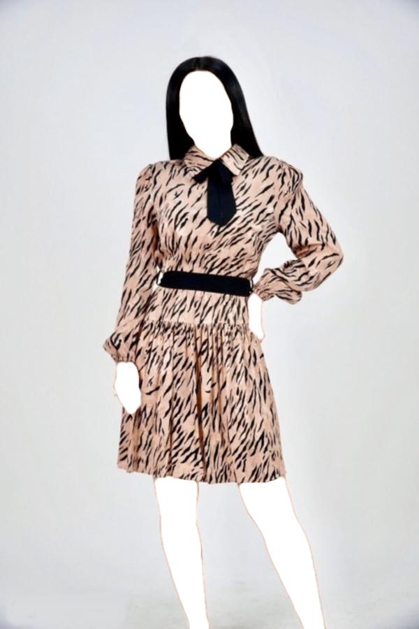 پیراهن زنانه مدل برند Lila Rose رنگ بژ کد ty54807249