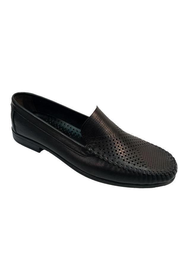 خرید انلاین کفش کلاسیک جدید مردانه شیک برند KİBPOLO رنگ قهوه ای کد ty54810004