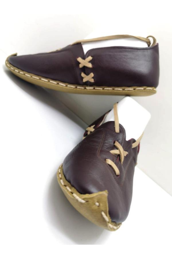 فروشگاه کفش کلاسیک مردانه تابستانی برند alsepeteavm رنگ قهوه ای کد ty54810314