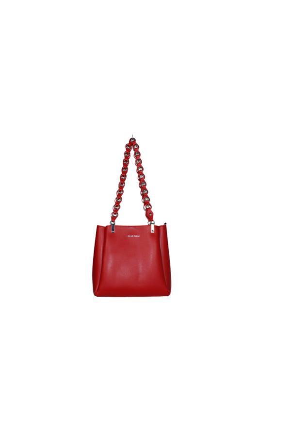خرید نقدی کیف رودوشی دخترانه ترک  برند STEEPPOLO رنگ قرمز ty54810795