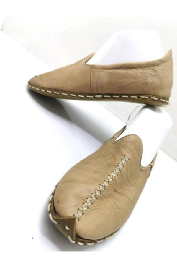 خرید نقدی کفش کلاسیک مردانه ترک  برند alsepeteavm رنگ بژ کد ty54810892