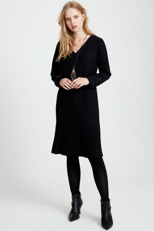 حرید اینترنتی پیراهن زنانه ارزان برند FEVER رنگ مشکی کد ty54811236