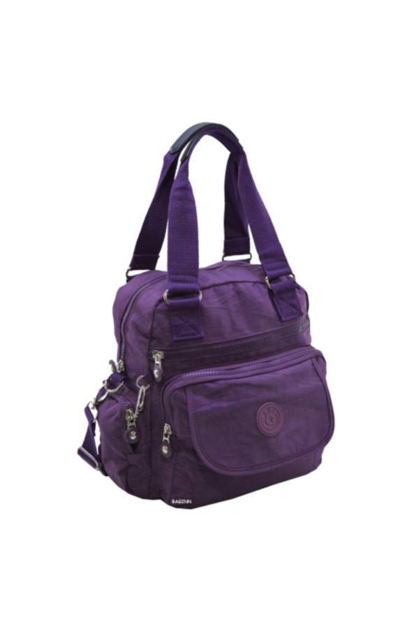 فروش پستی کیف رودوشی زنانه اصل جدید برند Baginn رنگ بنفش کد ty54812171