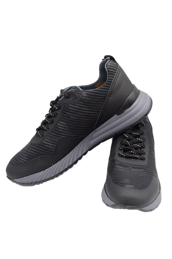 کفش مخصوص پیاده روی مردانه با قیمت برند La Scada رنگ مشکی کد ty54812751