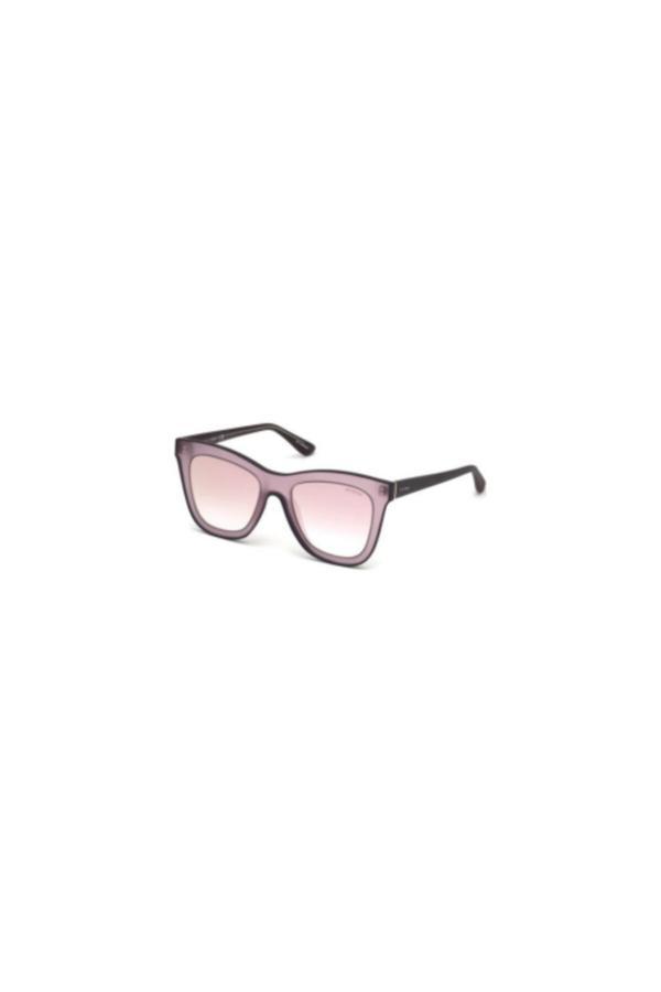 عینک آفتابی زنانه حراجی برند Guess رنگ بنفش کد ty54899136