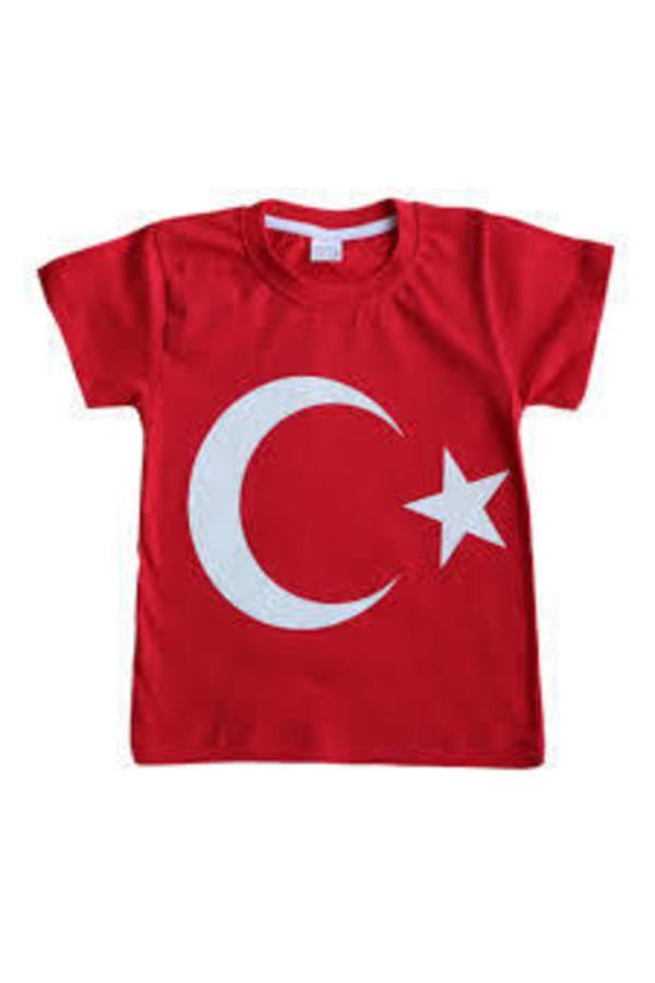 تیشرت زنانه تابستانی برند salarticaret رنگ قرمز ty54902163