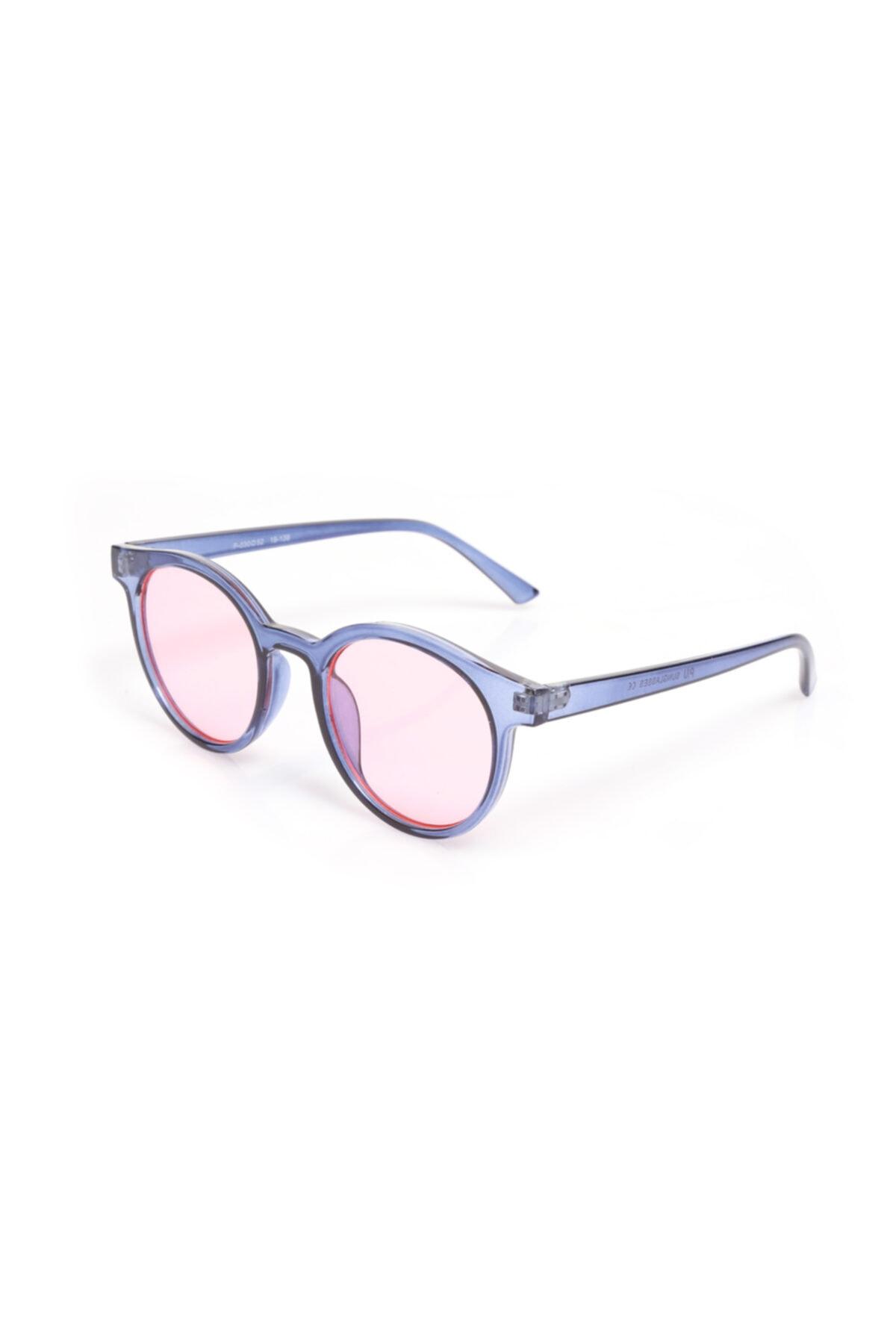 عینک آفتابی مردانه ترک جدید برند Piu رنگ آبی کد ty55094322