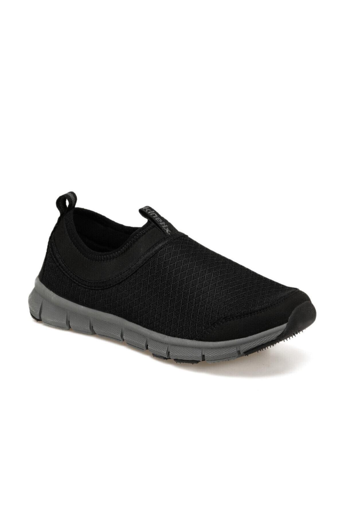 خرید انلاین کفش مخصوص پیاده روی زیبا مردانه برند کینتیکس kinetix رنگ مشکی کد ty55867915