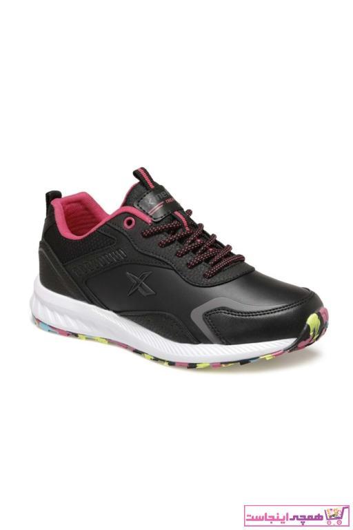 خرید کفش مخصوص پیاده روی از ترکیه برند کینتیکس kinetix رنگ مشکی کد ty57621334