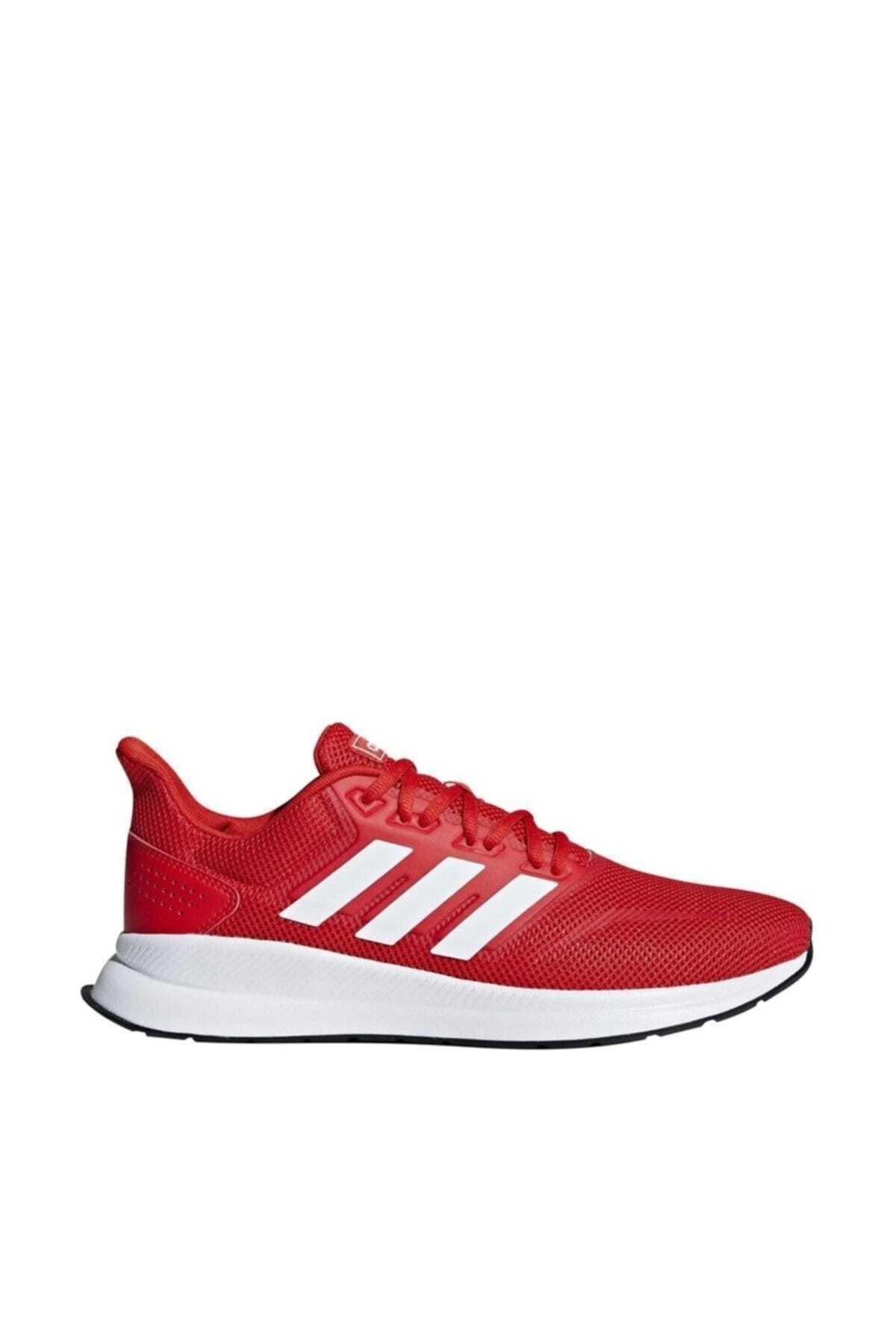 خرید اینترنتی کفش مخصوص دویدن بلند برند آدیداس رنگ قرمز ty5788353