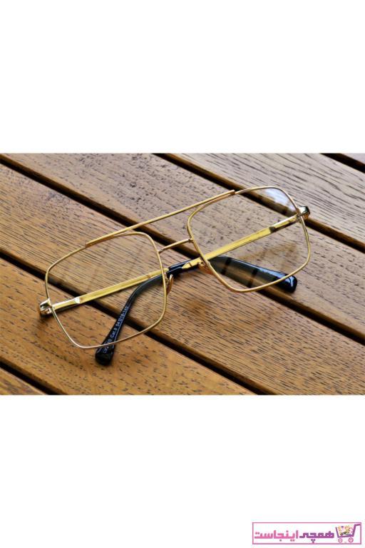 خرید نقدی عینک آفتابی مردانه ترک برند Max Polo رنگ طلایی ty60198179