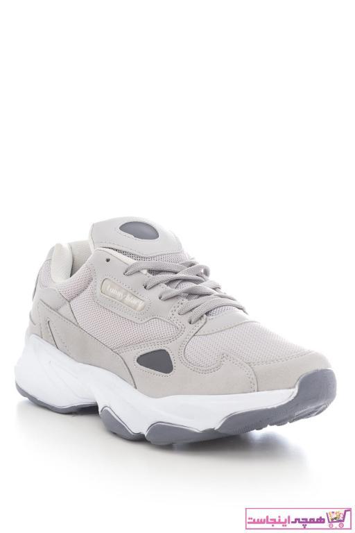 خرید اینترنتی کفش اسپرت خاص مارک تونی بلک رنگ نقره ای کد ty6191465