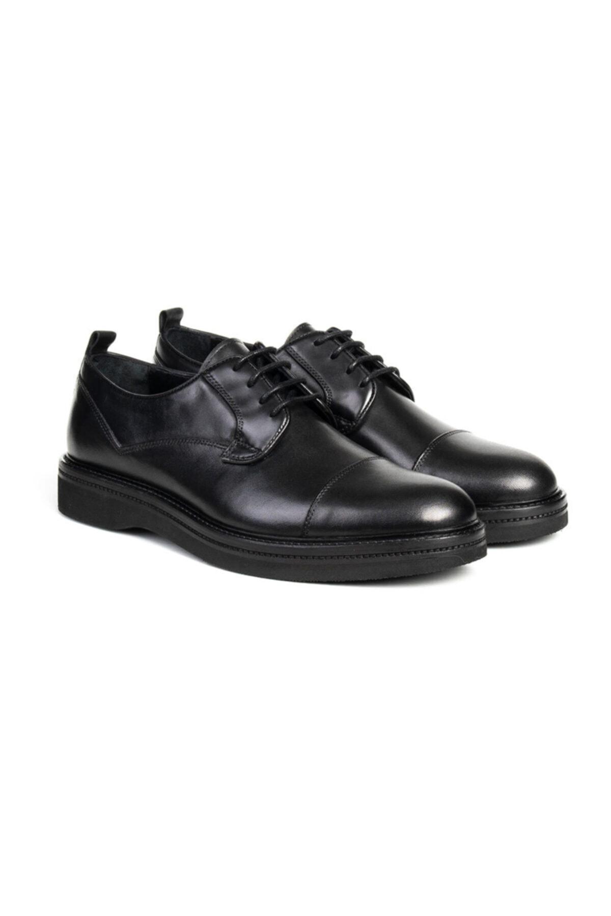 کفش کلاسیک مردانه سال ۹۹ برند گریدر رنگ مشکی کد ty63035458