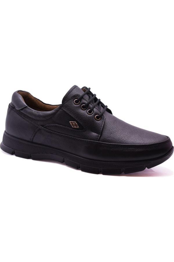 سفارش انلاین کفش کلاسیک ساده برند ULUSOY رنگ مشکی کد ty63059384