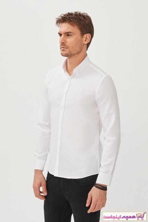 پیراهن مردانه ارزان قیمت برند آوا کد ty64607954