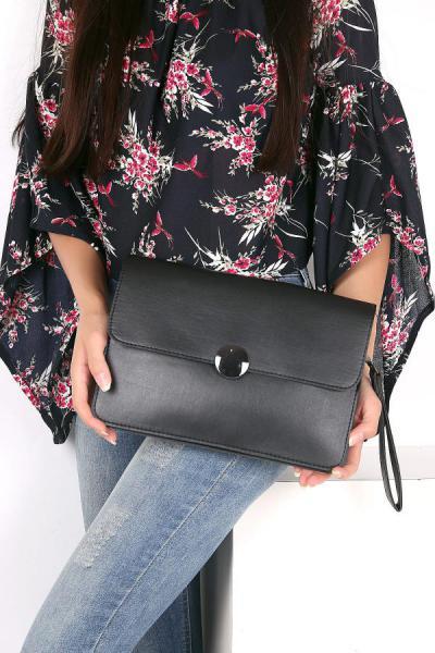 فروش کیف دستی دخترانه برند WMİLANO رنگ مشکی کد ty6684955