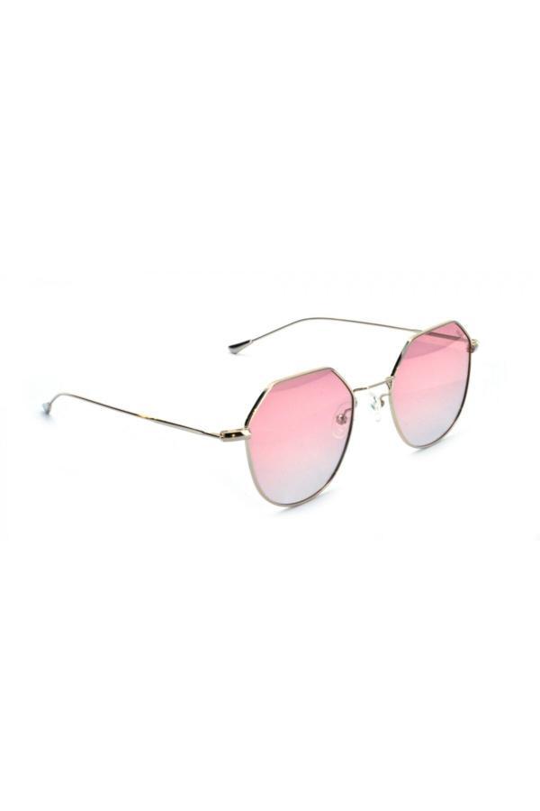 فروشگاه عینک آفتابی اورجینال Elegance رنگ صورتی ty67894024
