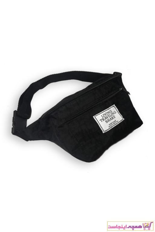 خرید انلاین کیف کمری مردانه ترکیه برند HANGAREX رنگ مشکی کد ty67926451