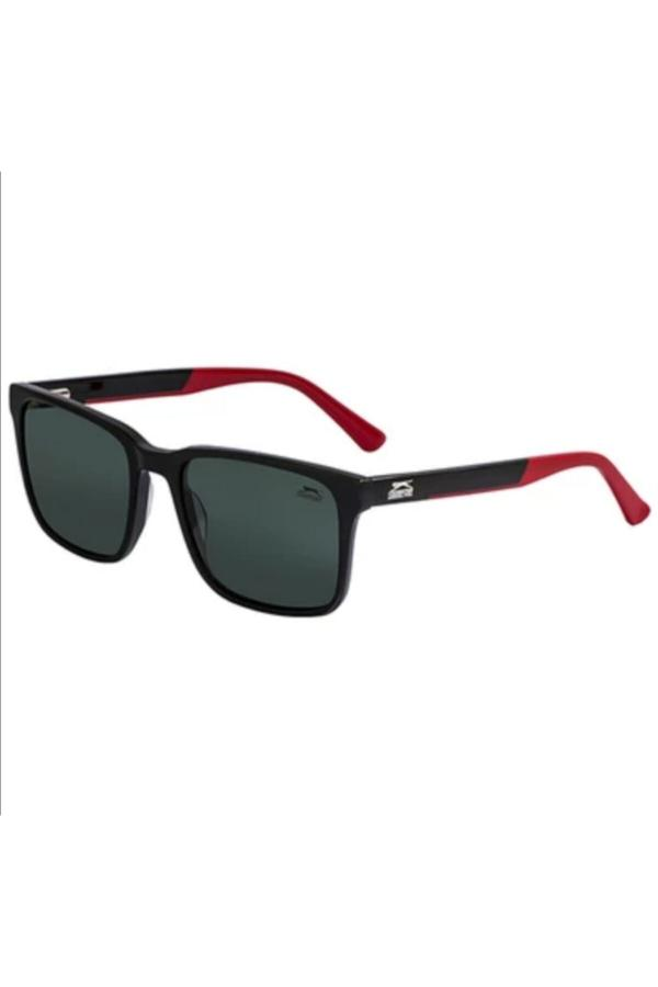 عینک آفتابی زنانه مارک اسلازنگر رنگ قرمز ty67937973