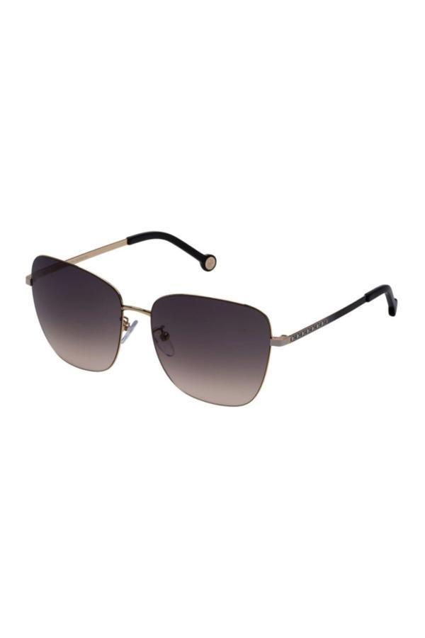 عینک آفتابی 2020 زنانه برند Carolina Herrera رنگ صورتی ty67943241