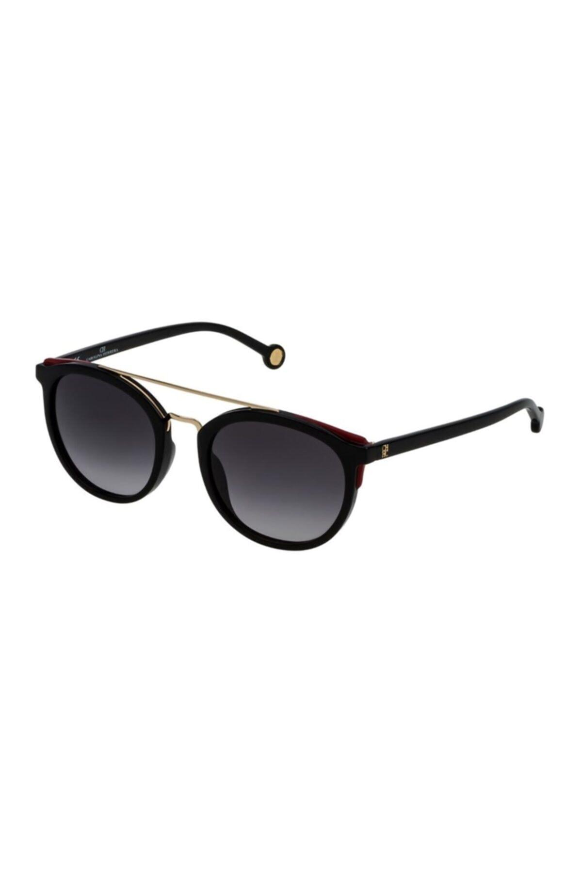 عینک آفتابی زنانه طرح دار برند Carolina Herrera رنگ مشکی کد ty67943296