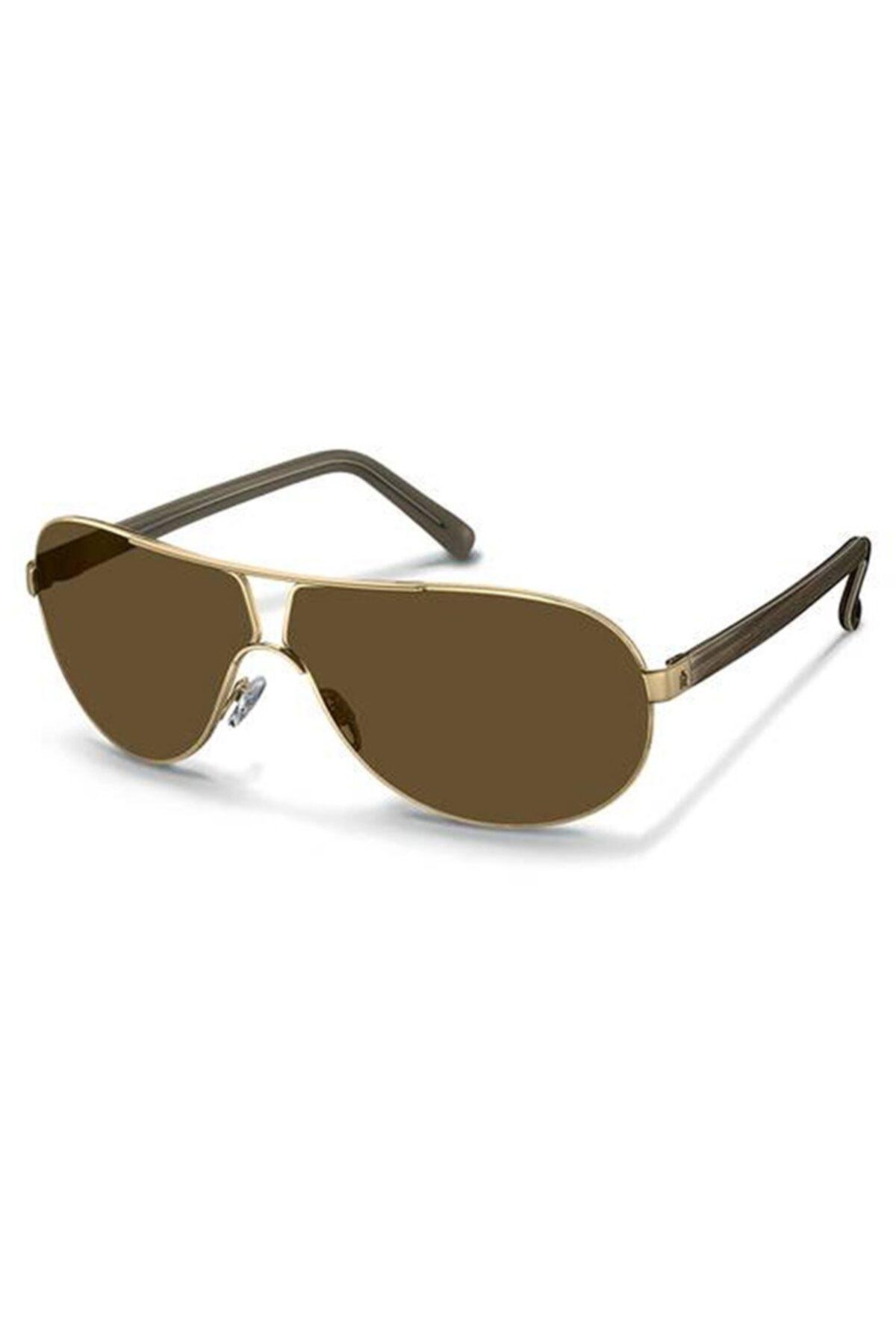 خرید نقدی عینک آفتابی جدید برند Dunhill رنگ زرد ty67943457