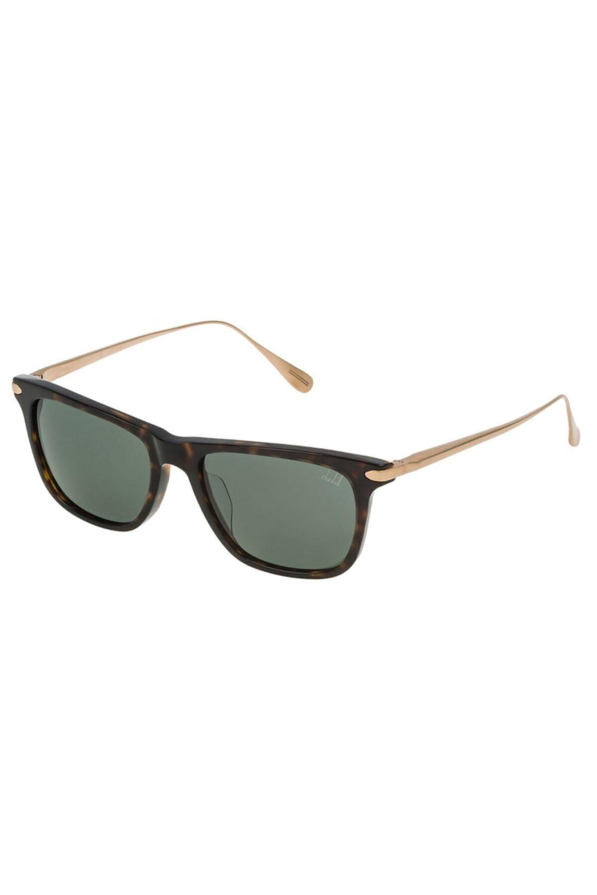 خرید عینک آفتابی مردانه ترک جدید برند Dunhill رنگ قهوه ای کد ty67943522