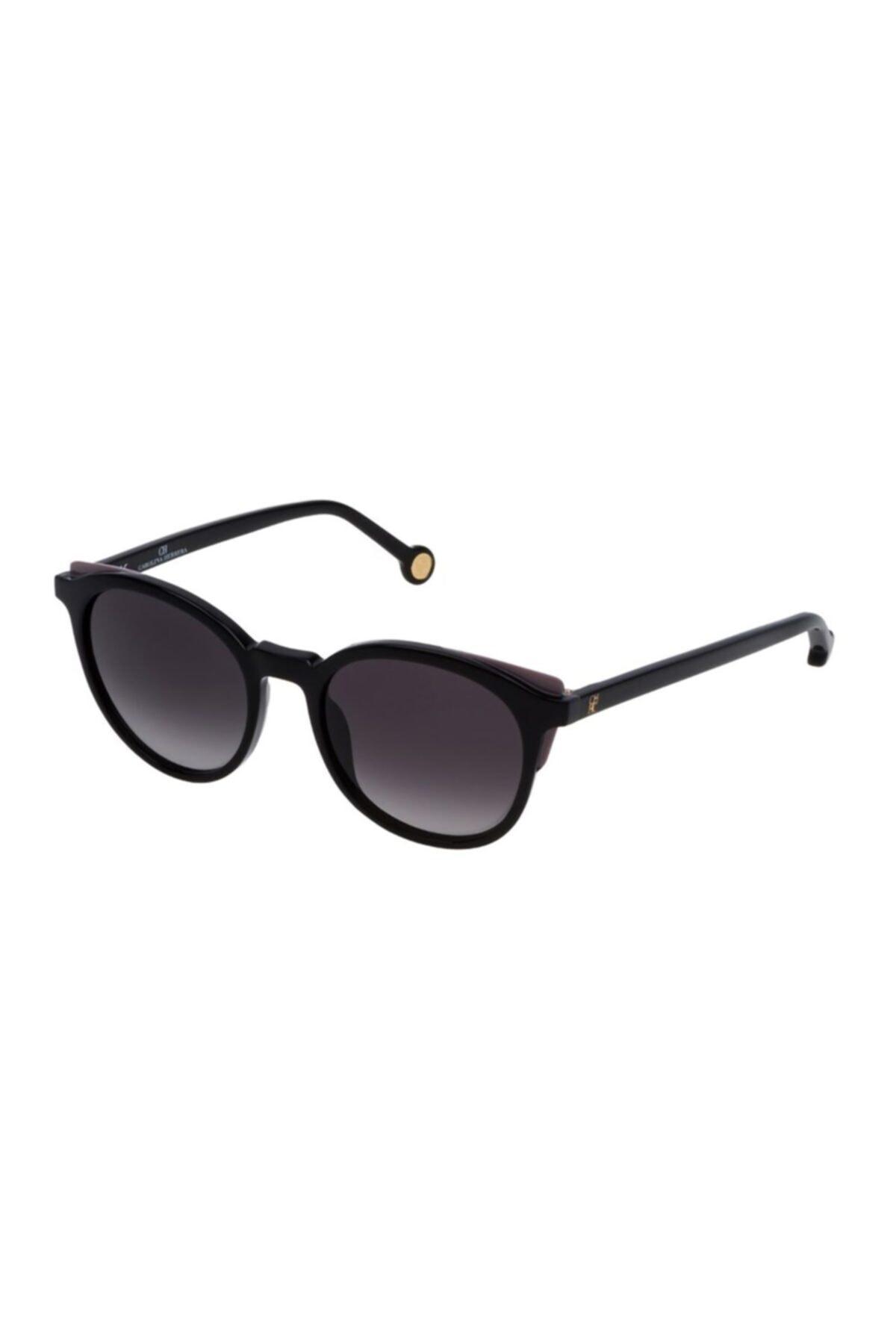 عینک آفتابی زنانه خاص برند Carolina Herrera رنگ مشکی کد ty67943528