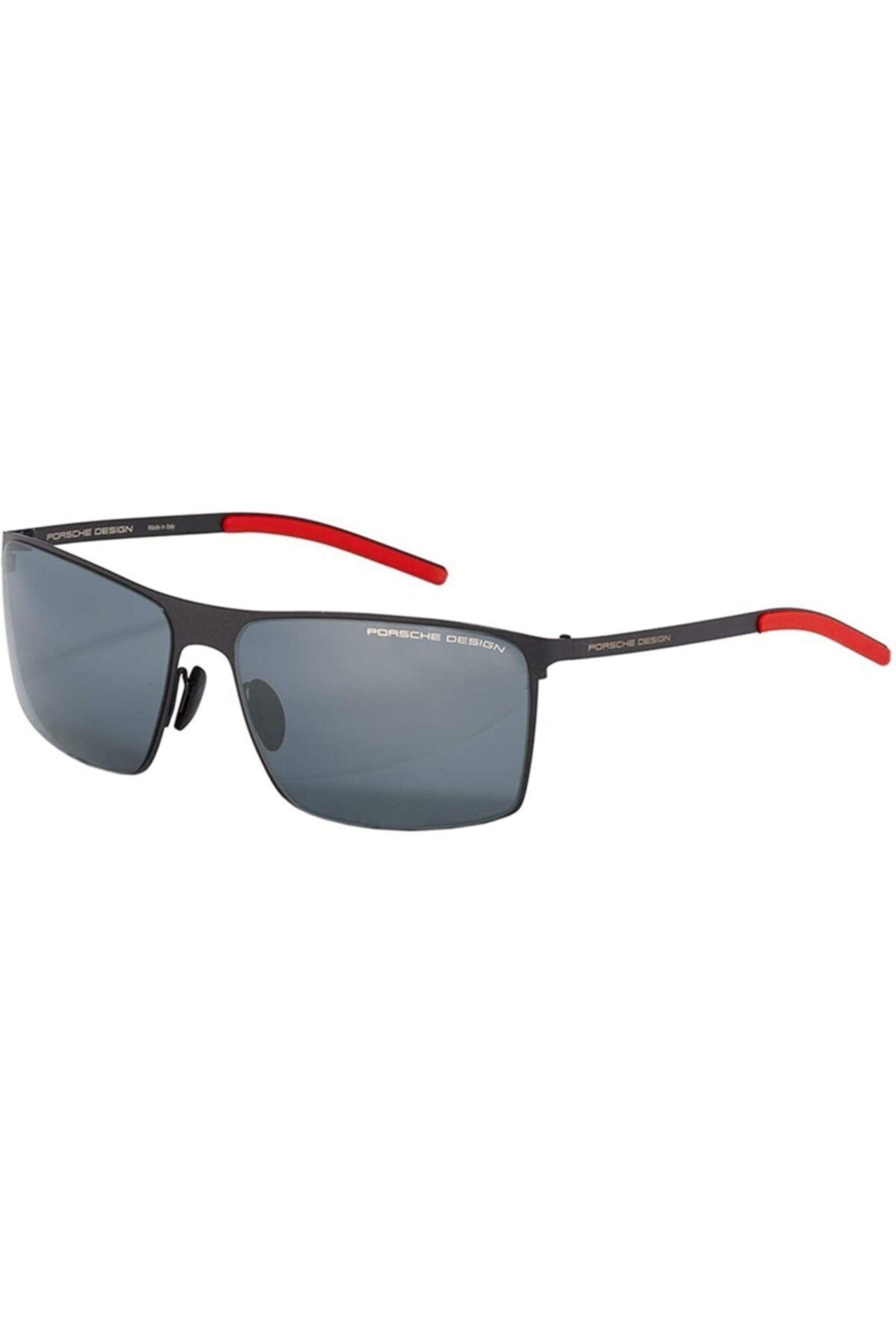 فروش عینک آفتابی مردانه جدید برند Porsche Design رنگ مشکی کد ty67943588