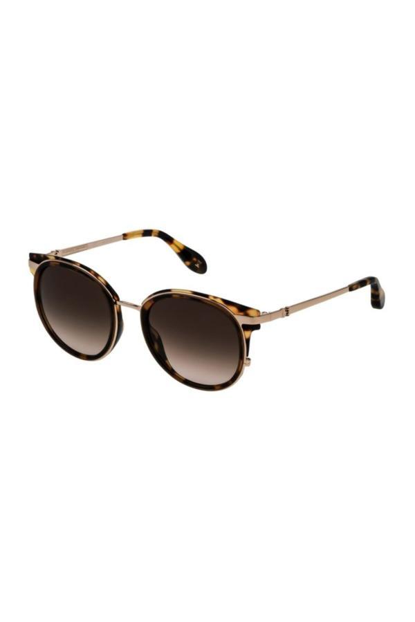 عینک آفتابی زنانه ترک برند Carolina Herrera رنگ بژ کد ty67943633