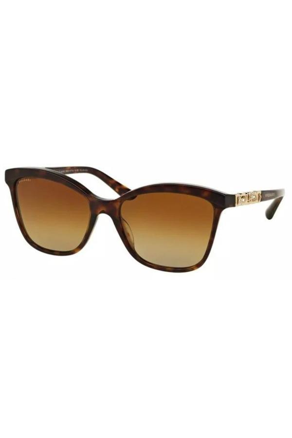 عینک آفتابی زنانه خاص برند Bvlgari رنگ قهوه ای کد ty67943761