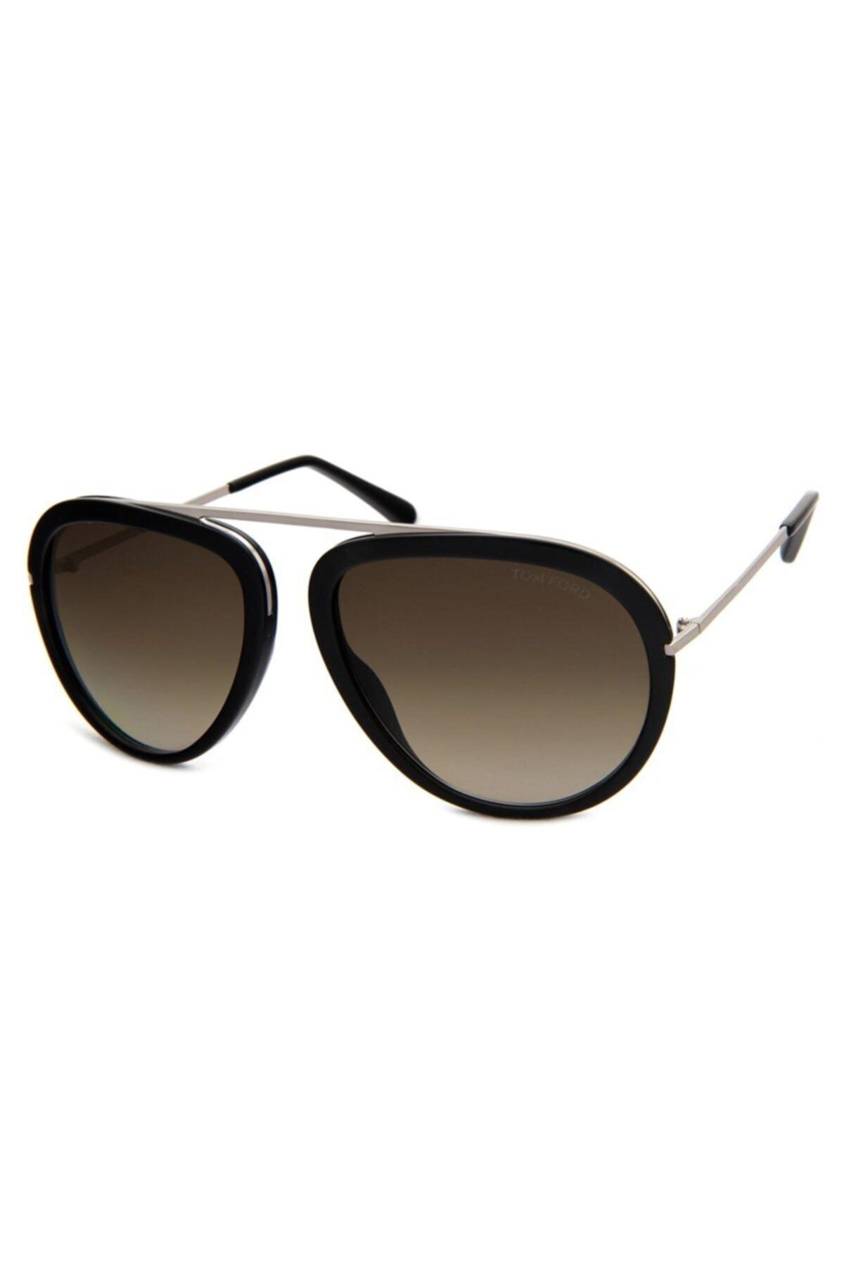 عینک آفتابی مردانه اینترنتی برند Tom Ford رنگ مشکی کد ty67943902